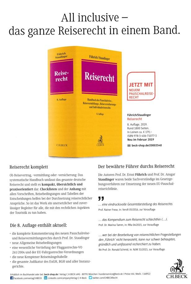 führich:staudinger reiser-prospekt
